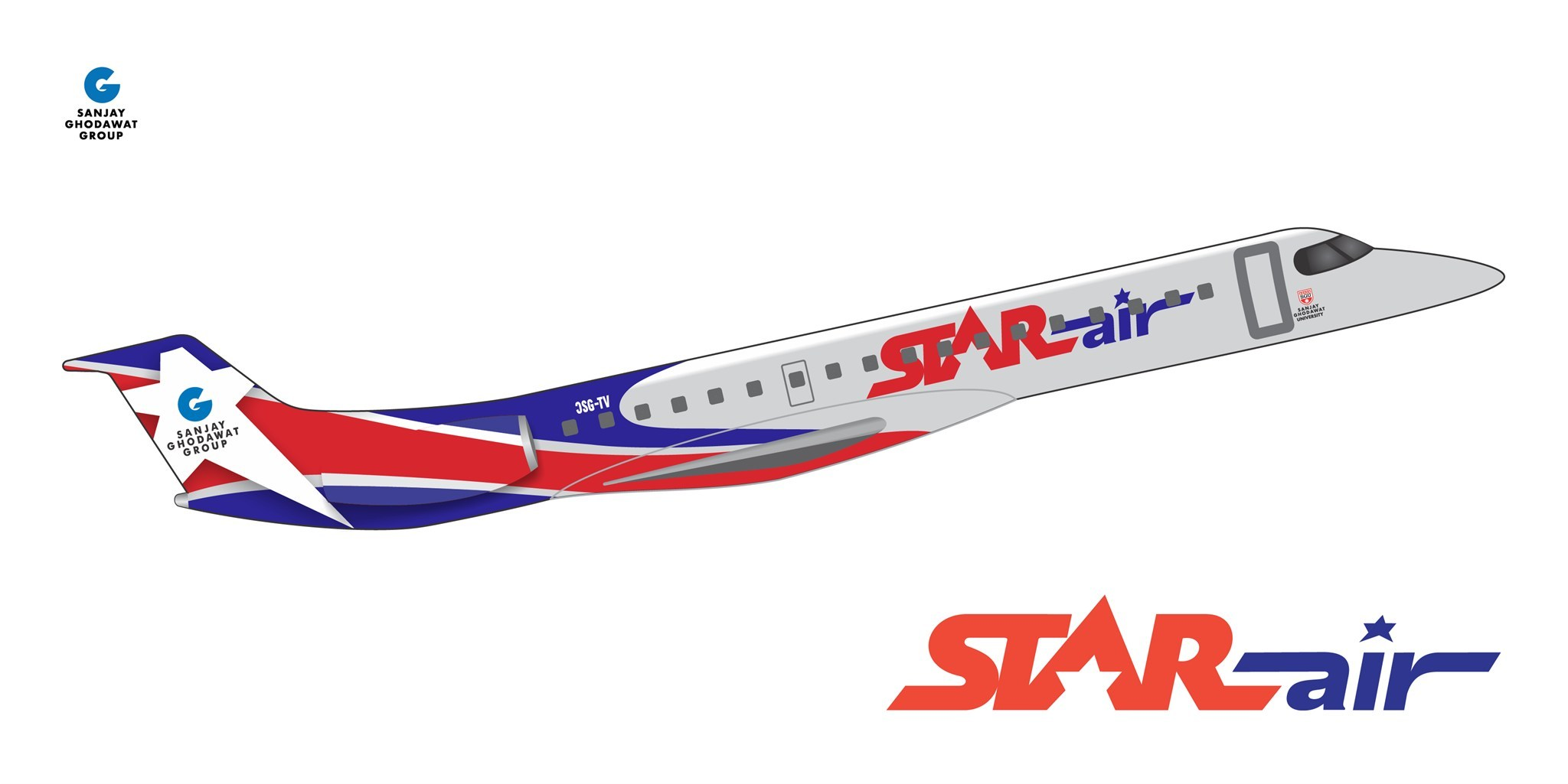Star Air A New Airline By Sanjay Ghodawat Group Is All Set For