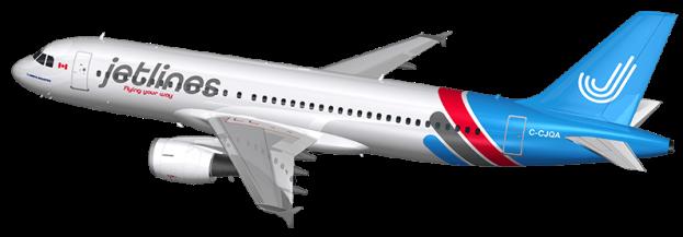 Resultado de imagen para Canada Jetlines A320