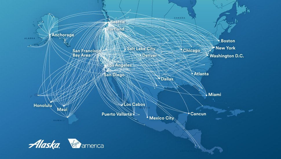 Alaska Air Cargo grows service 40% across North America with Airbus ...