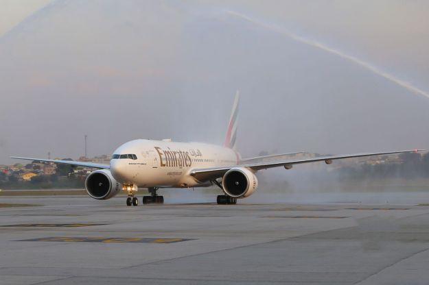 Emirates lands in Santiago de Chile via Sao Paulo – Quantum