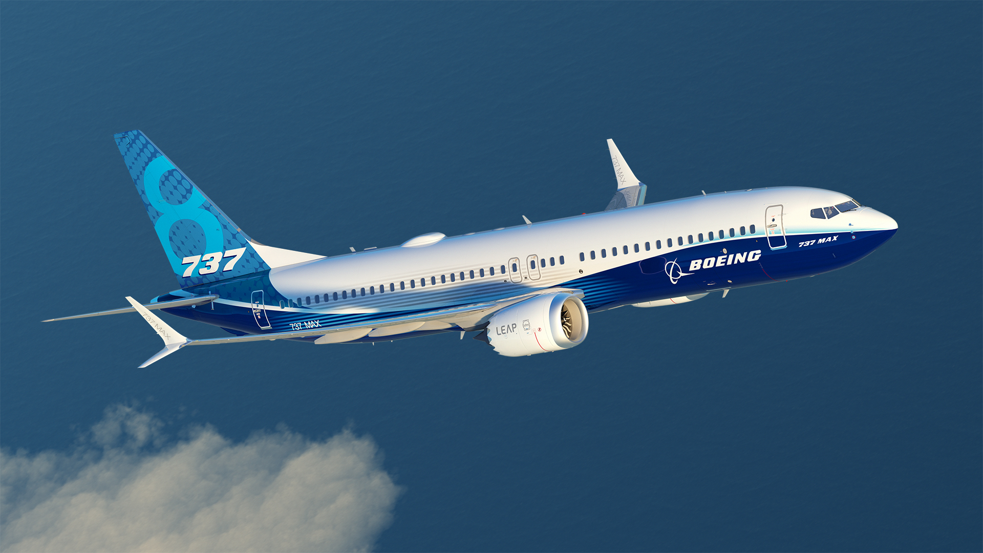 Boeing 737 800 Max: Boeing Signs Commitments For 40 High-capacity 737 MAX 8s