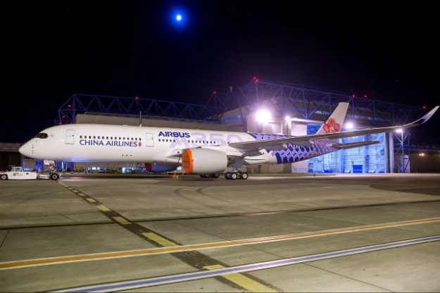 China Airlines to bring the Airbus A350-900 to Ontario, CA, will ...