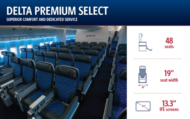 Delta Emphasizes Customer Comfort With First Refreshed
