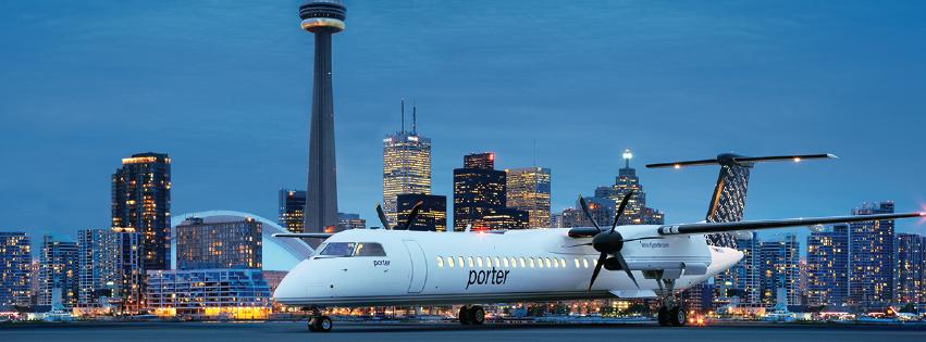 Αποτέλεσμα εικόνας για Porter Airlines and Aeroplan announce new comprehensive partnership
