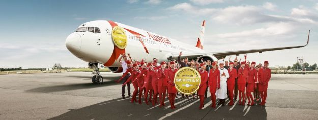 Austrian Airlines Signs New Collective Bargaining Agreement For