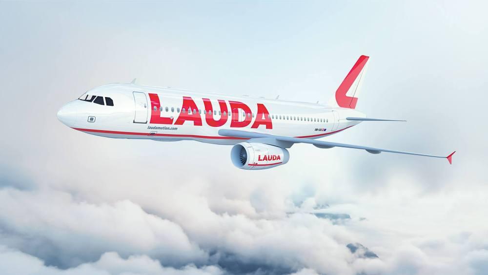 Resultado de imagen para Laudamotion new brand