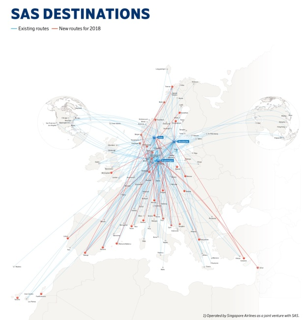 Scandinavian airlines sas world airline news share this publicscrutiny Images