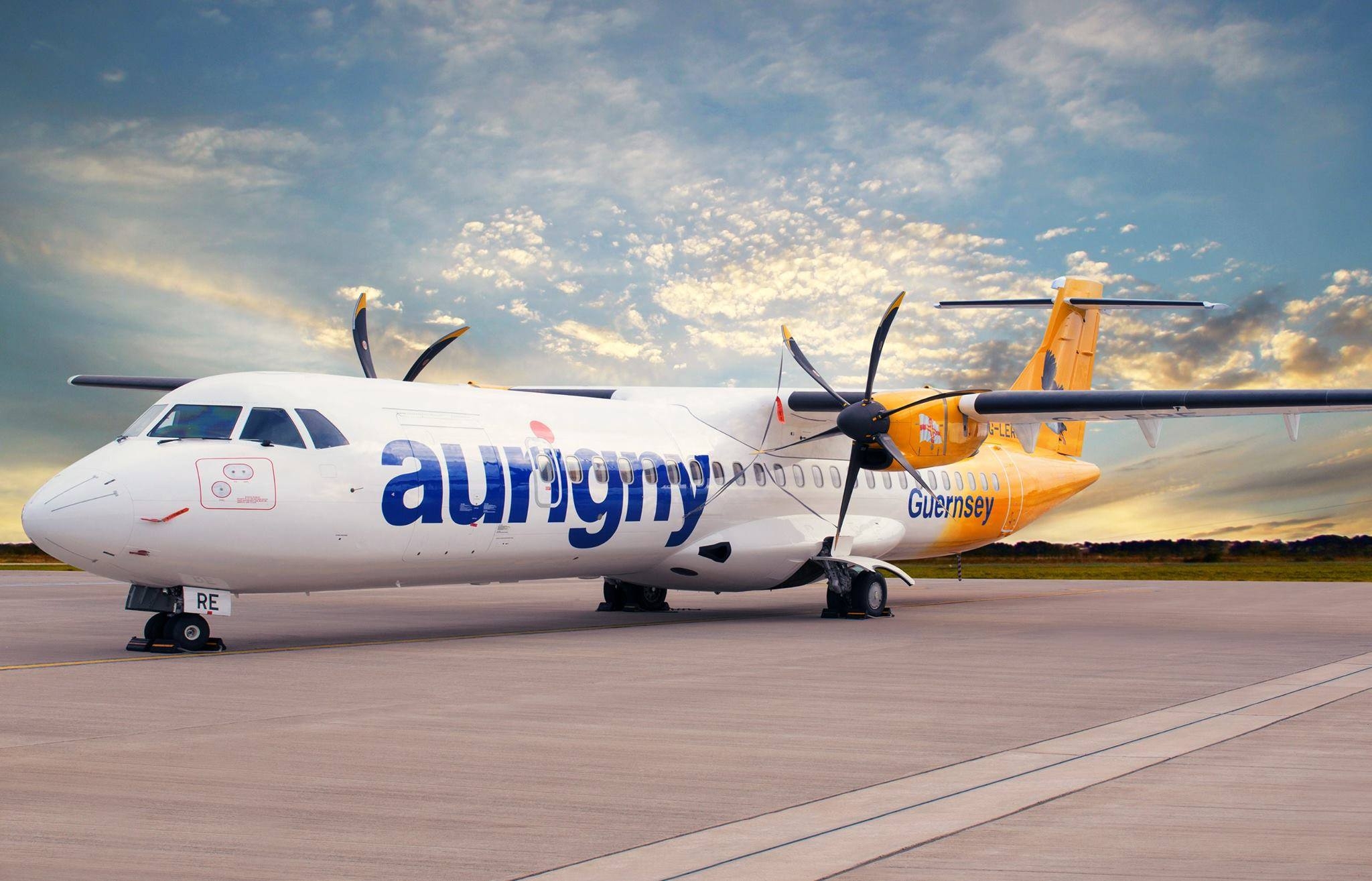 Aurigny adds a second generation Dornier 228 | World Airline