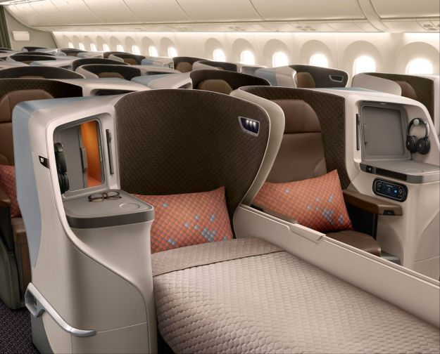 Singapore Airlines to debut the new Airbus A350-900 on the Singapore ...