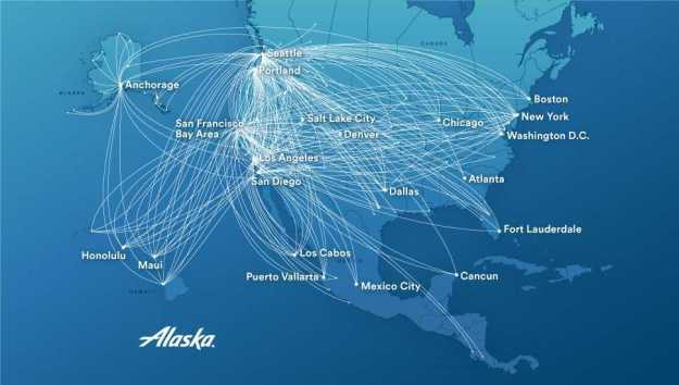 Alaska To Drop The Los Angeles Mexico City Route World Airline News