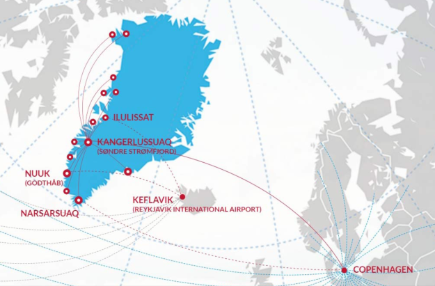 Scandinavian airlines sas world airline news route map publicscrutiny Images