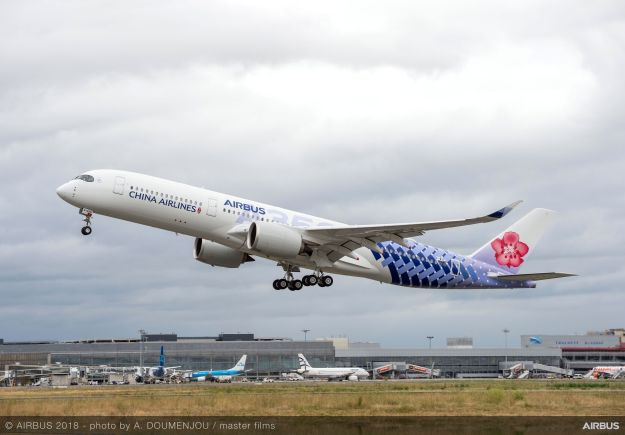 china airlines guam