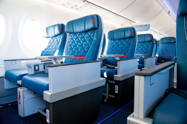 An Inside Look At Delta S New Airbus A220 100 World