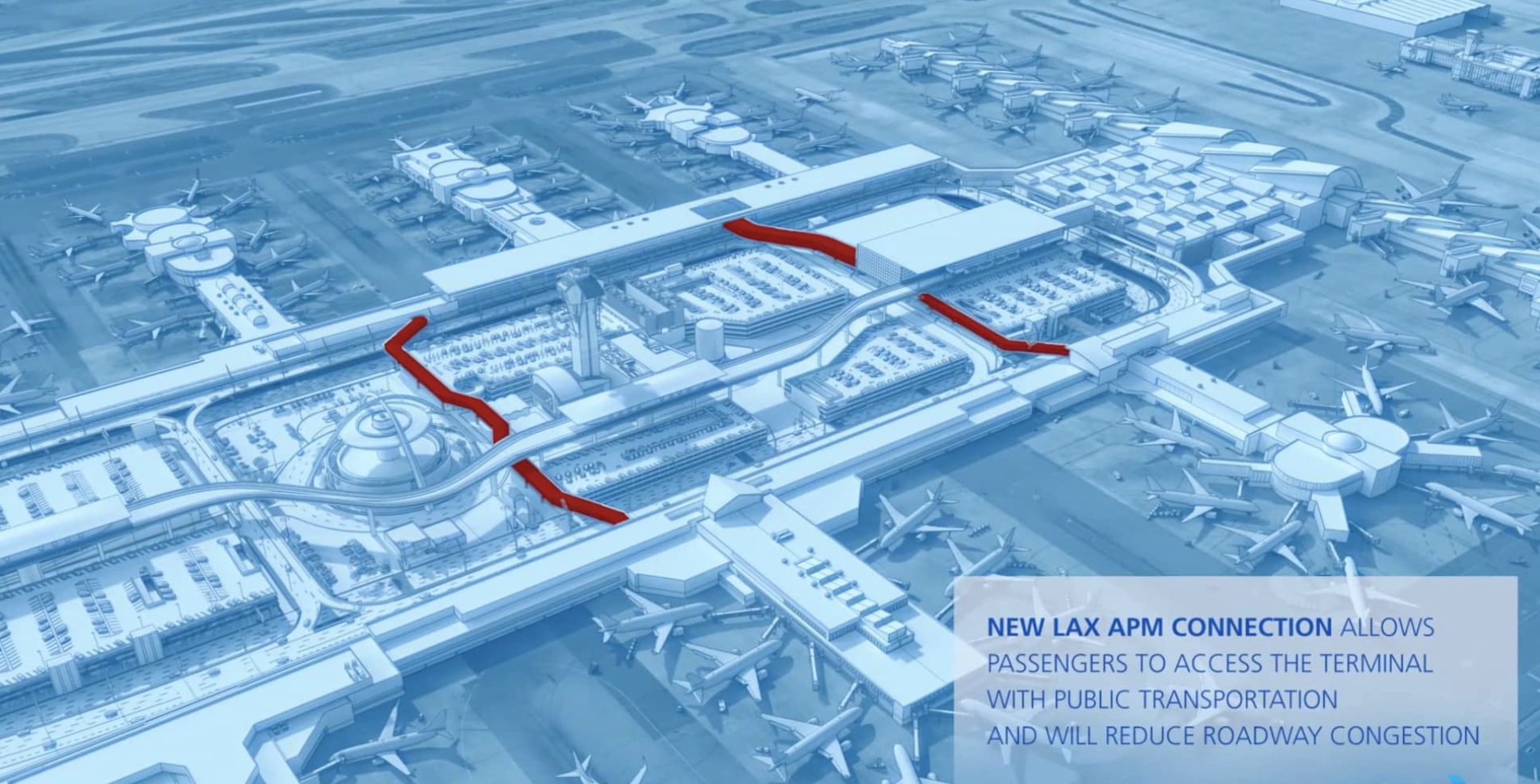 American Airlines Los Angeles World Airports Break Ground