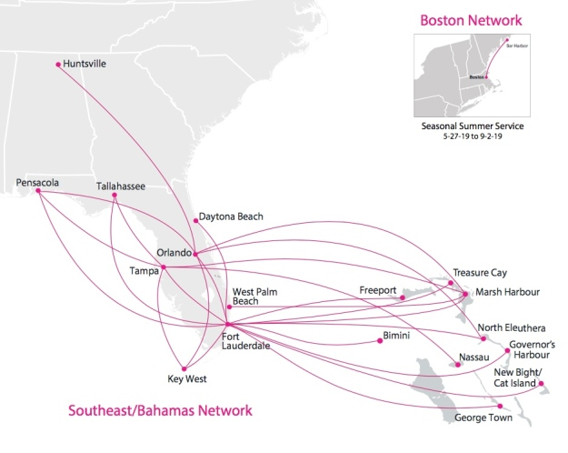 Silver Airways Adds A New Route To Daytona Beach Will