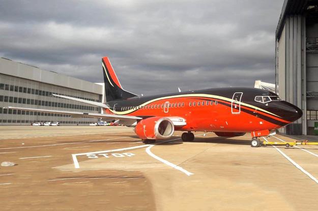 Boeing 737 500 World Airline News