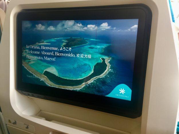 Air Tahiti Nui Brings Its New Boeing 787 9 Dreamliner To