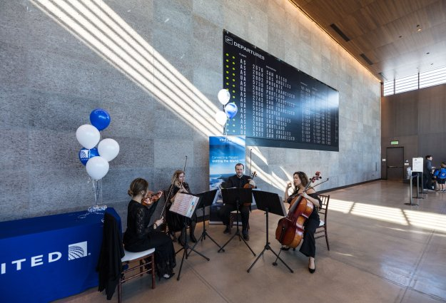 Propeller Airports welcomes United Airlines back to Paine