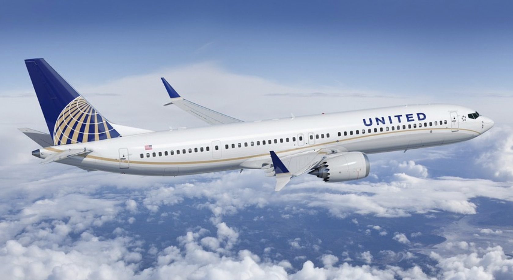 United continues the removal of the Boeing 737 MAX from the