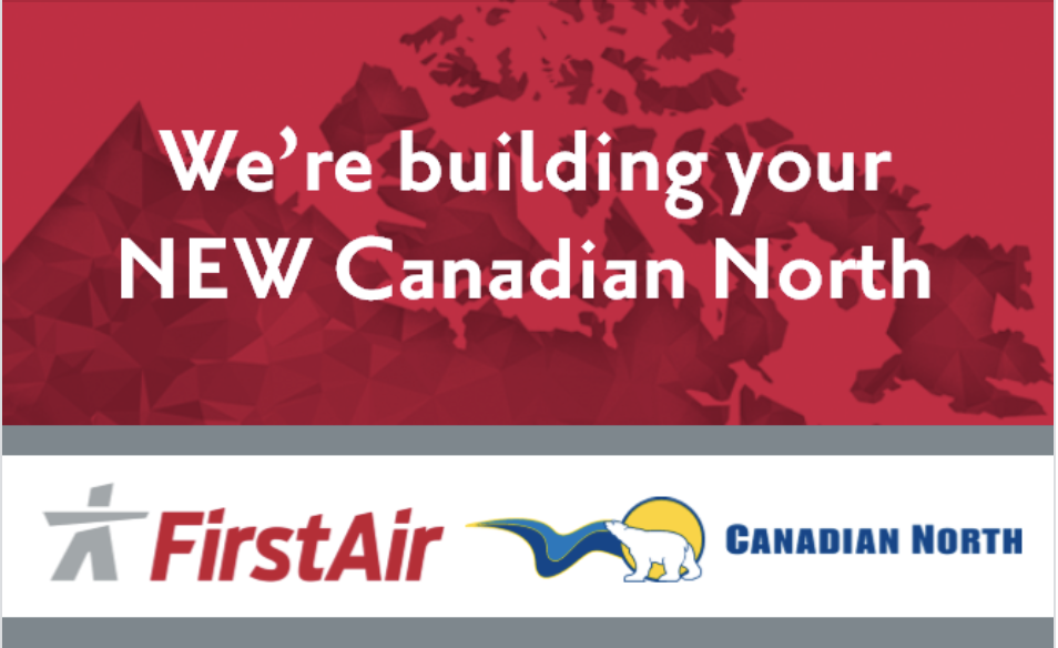 First Air and Canadian North finalize their merger agreement, First