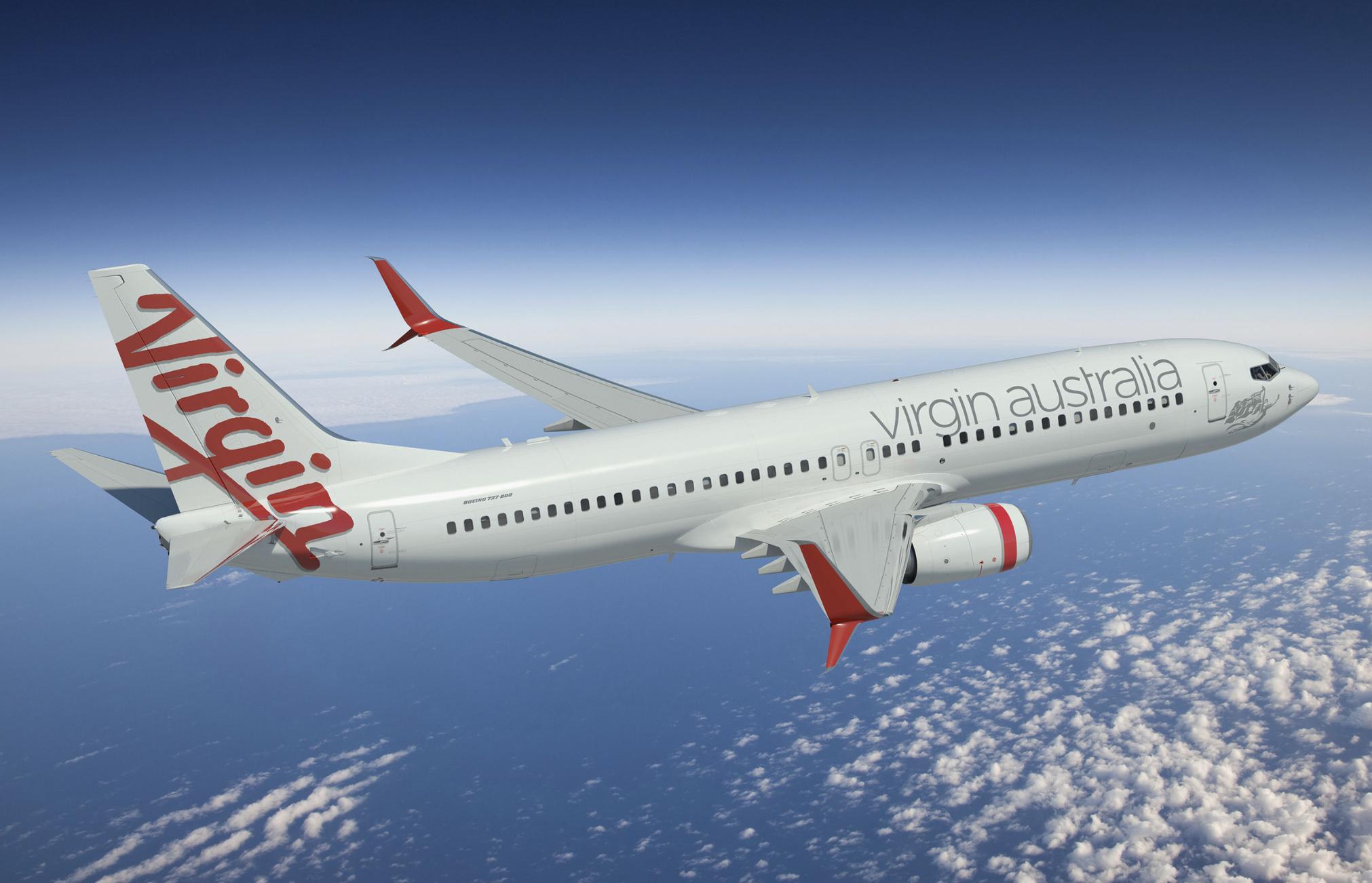 Virgin Australia becomes the first operator of Split Scimitar