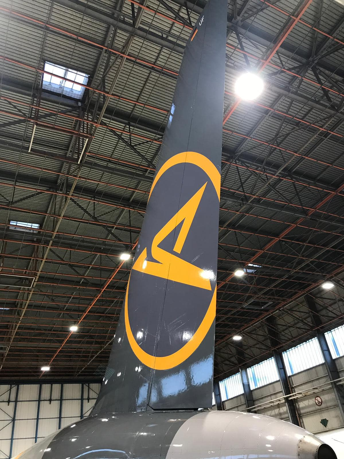 """Condor revises its livery with a """"new"""" tail design"""