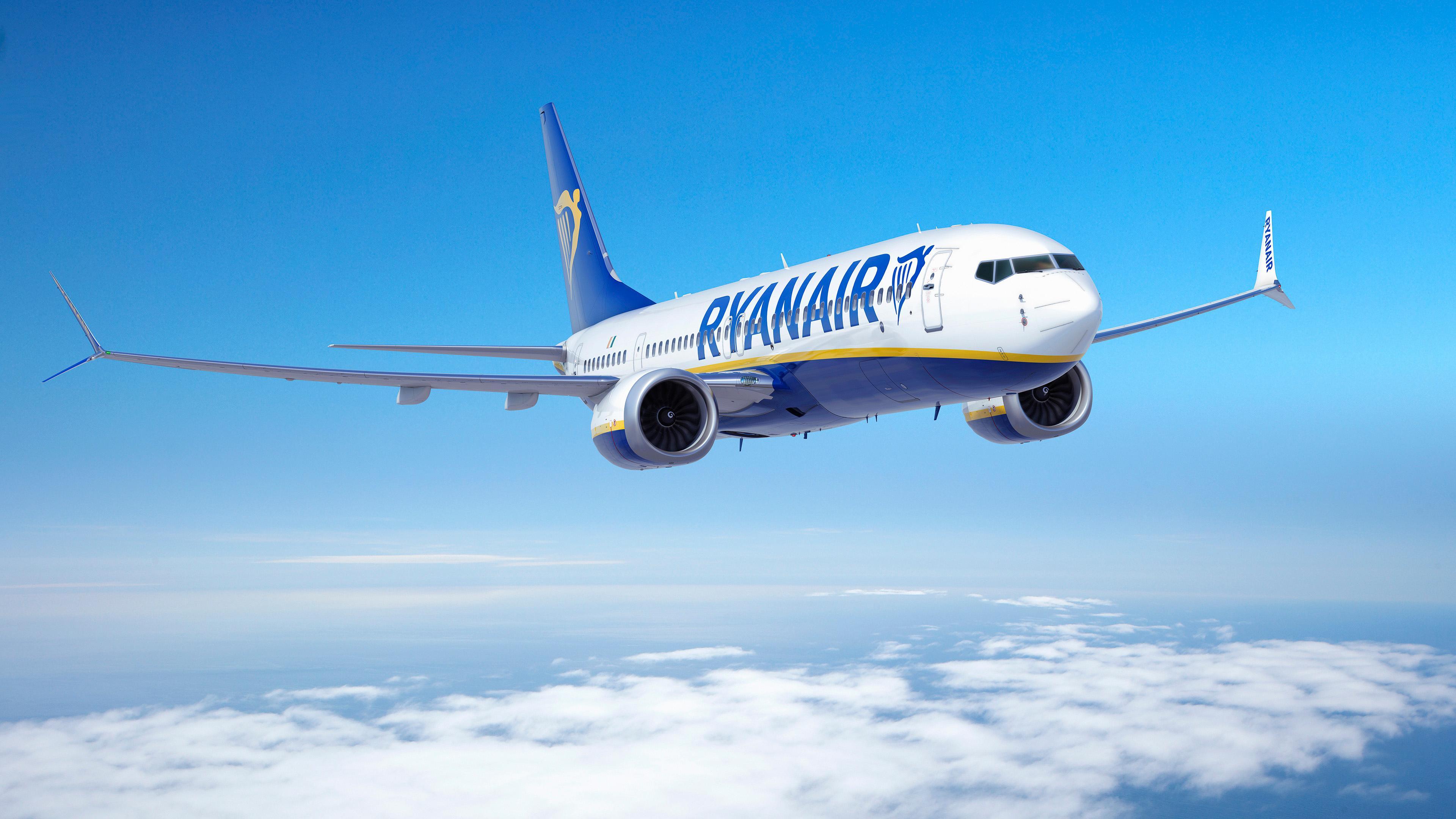 Boeing 737 MAX Ryanair Credits: worldairlinenews.com